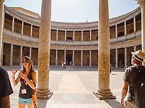 Entorno de la Alhambra