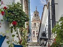 La Judería (Jewish Quarter)