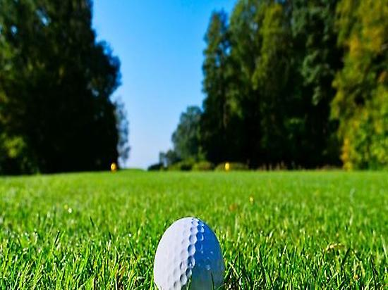 View of the golf.