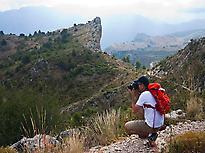 Trekking por sierra aitana