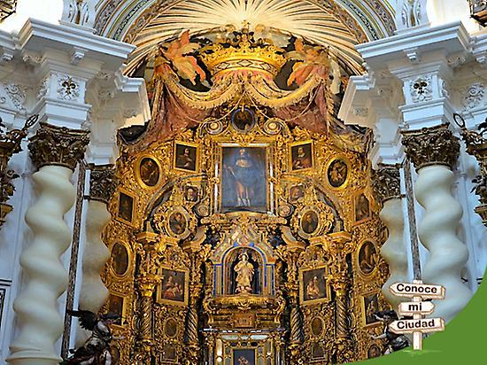 Main Altarpiece