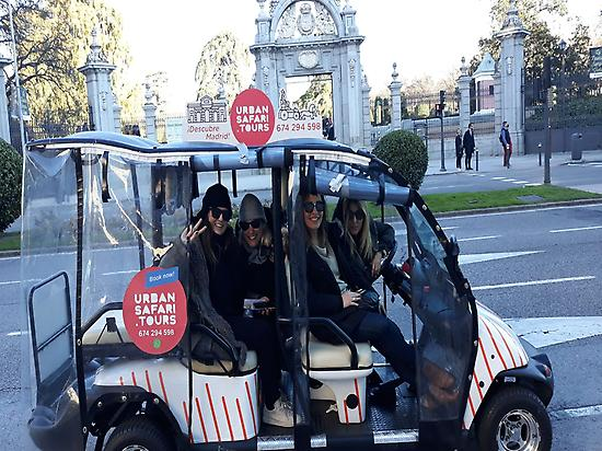 Buggy: Tour El Imperdible