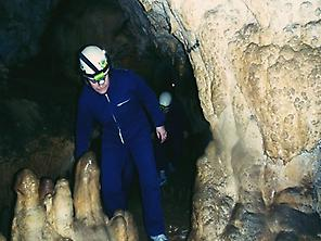 Speleology in Asturias