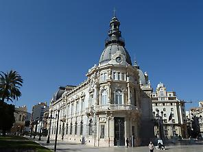 Cartagena's Town Hall
