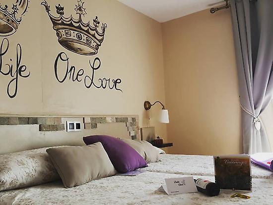 Mazuelo room