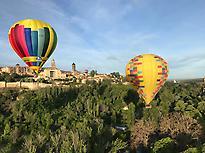 Vuelo Segovia