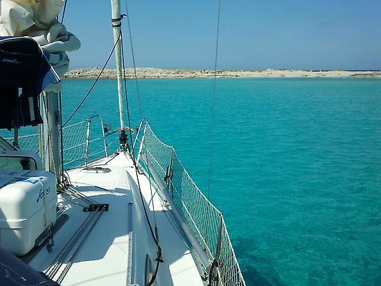 En Illetas - Formentera