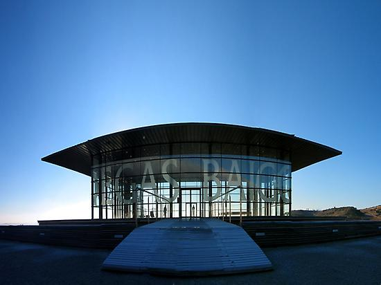 ARCHITECTURE AT THE SERVICE OF WINE