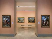 Thyssen Museum and Circulo de Bellas Art