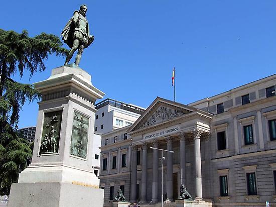 Museo del Prado y barrio de las letras