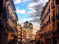 Cultural tourism. La Latina (Madrid)