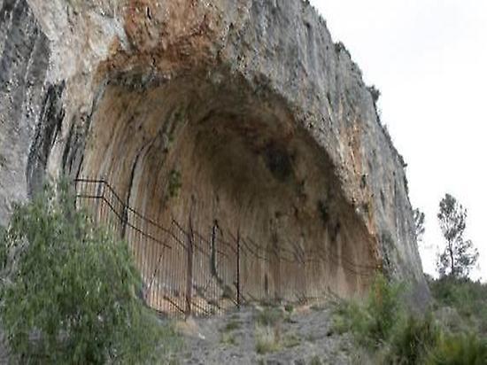 Pexina Cave