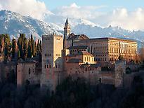 Visita la Alhambra desde Granada