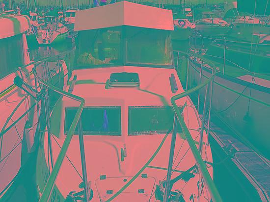 Embarcación Rodman