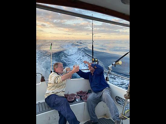 La satisfacción de Pescar !!