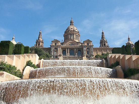 Montjuic Bike Tour