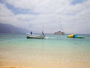 La Graciosa in Catamaran 0