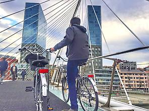 Bike tour Tourné Viva Bilbao