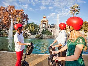 Segway Tour - 1.5 Hours 0