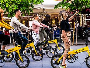 Madrid Ebike: Express Tour