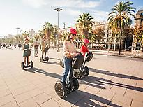 Segway Tour Barcelona- Ham Experience