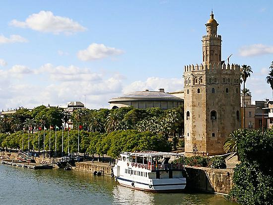Seville - Gold Tower (Torre del Oro)