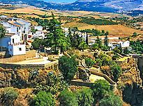 White Villages and Ronda in 1 Da...