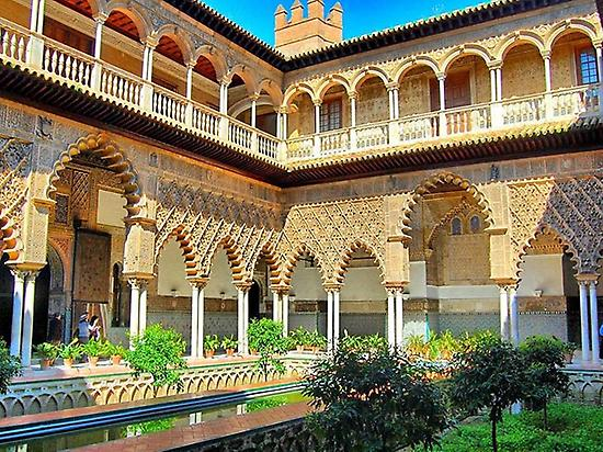 Seville Majestic + Arab Baths