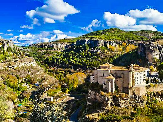 Excursion to Cuenca and the Ench...