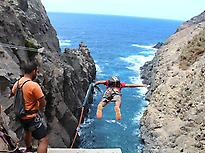 Bungee jumping in Las Palmas de Gran Can