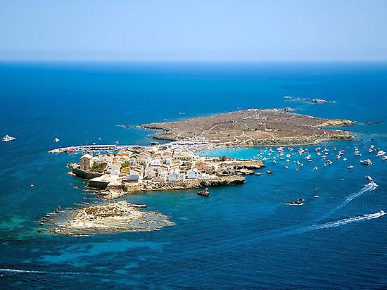 Visit to Tabarca Island
