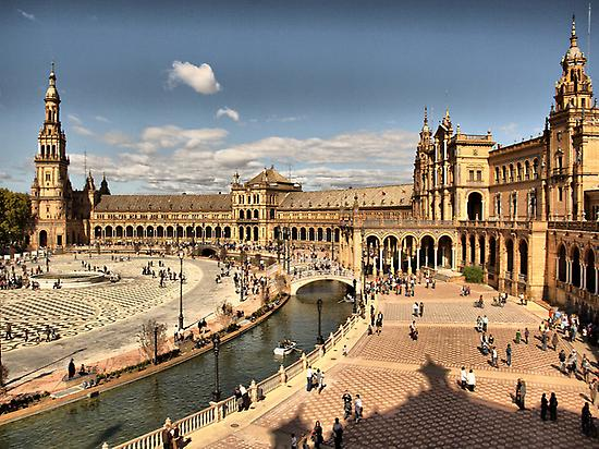 Spain Square (Plaza de España)