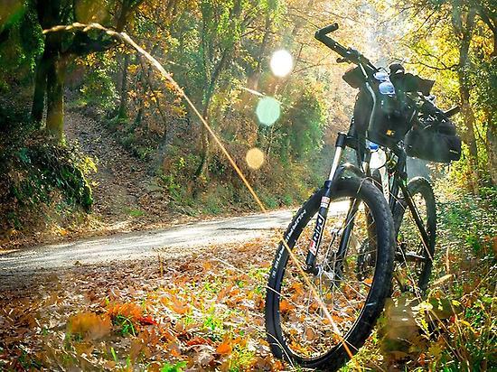 Way of St James on Bike