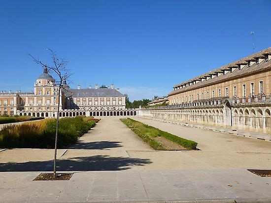 Royal Palace in Aranjuez