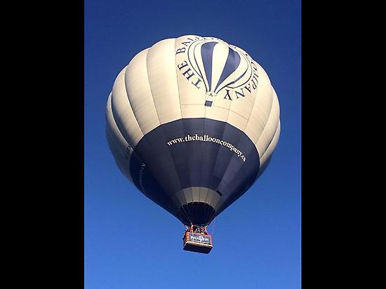 Our elegant balloons.