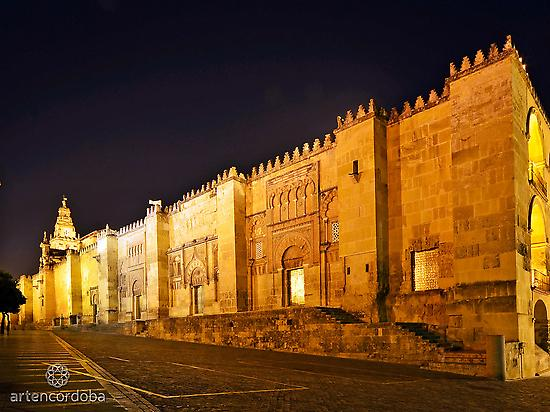 Cordoba at Night