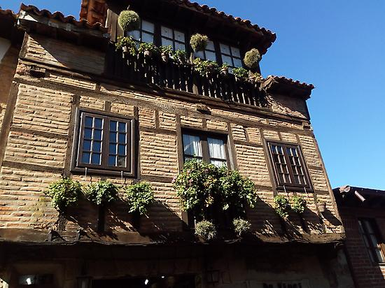 Santillana del Mar- Old house