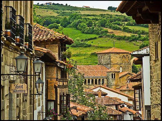 Santillana del Mar, a beautifull village