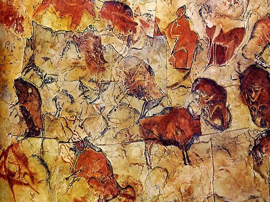 Altamira paintings