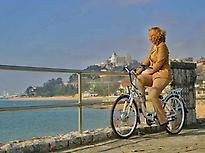 Santander by bike