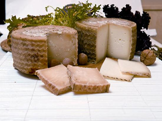 Traditional cheeses