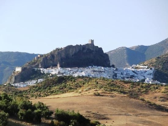 White villages of Zahara
