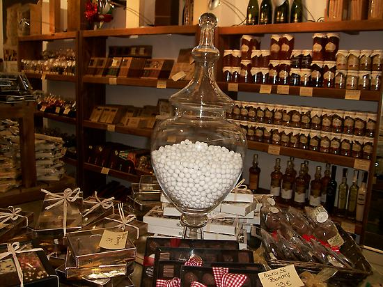 Sweet Shops for Sweet Visitors