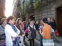 Stroll for the Raval Area