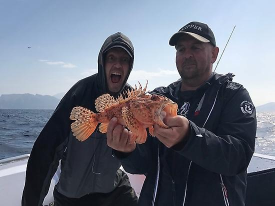 Fischer für einen Tag