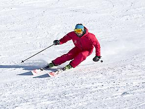 Ski lessons in Baqueira