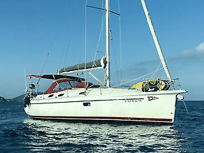 Sailboat rental in Ibiza