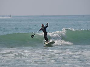 Paddle surf rental in La Ribera