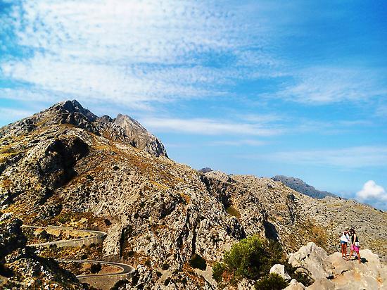Sierra de Tramuntana views