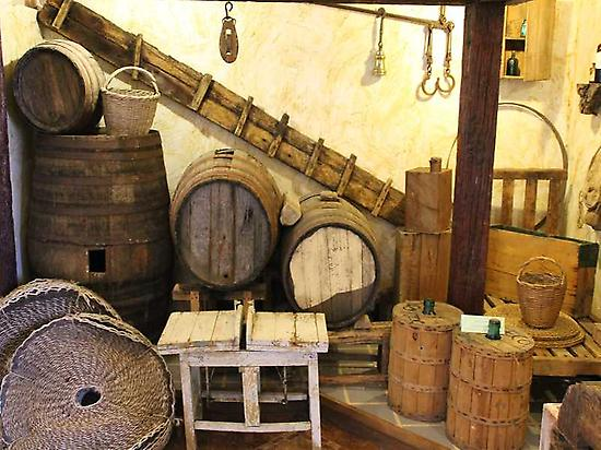 Traditional Winery